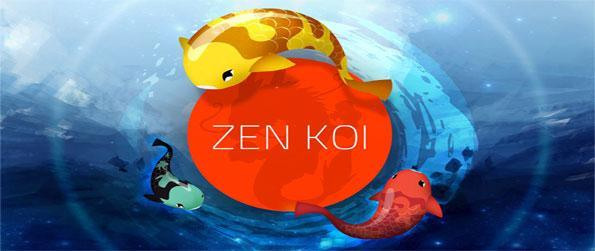 Zen Koi - Play as a Koi in this delightful casual game that offers an addicting and relaxing experience.
