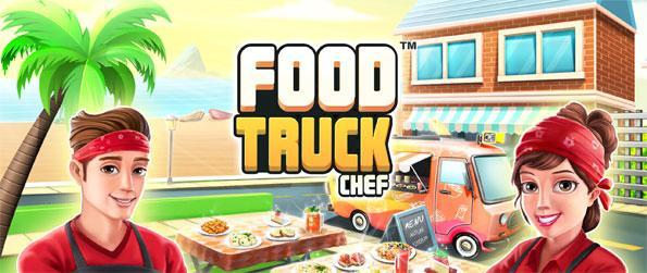 Food Truck Chef - Take your food truck across the country in Food Truck Chef.