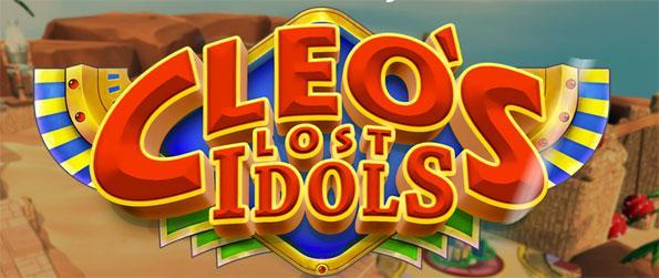 Cleo's Lost Idols - Explore a fully three-dimensional virtual world.