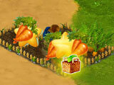 FarmCliff: Harvesting crops
