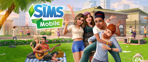 The Sims Mobile - Enter a fun virtual world with endless possibilities in The Sims Mobile.