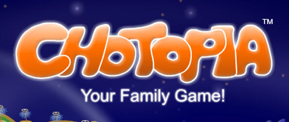 Chotopia - Enter this fun filled virtual world that'll make sure you're never bored while playing.