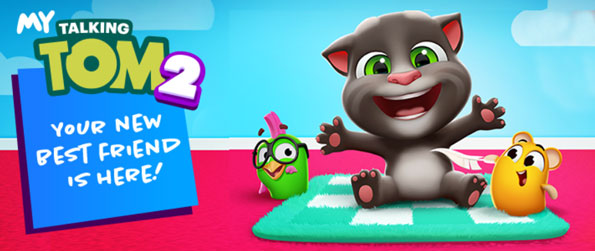 My Talking Tom 2 - Take good care of your very own virtual kitten in My Talking Tom 2!
