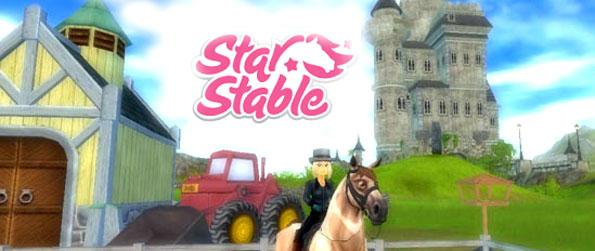 Star Stable - Take care of your horse and go on exciting adventures in Star Stable!