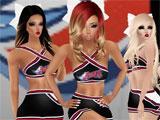 IMVU: Cheerleaders