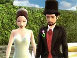 Avakin LIfe: Wedding