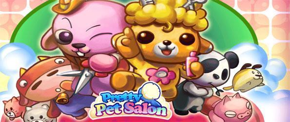 Pretty Pet Salon - Make customers happy with superb service and fabulous pet makeovers in Pretty Pet Salon!