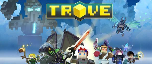 Trove - Harvest and collect resources from the virtual environment, and create your own voxel-based masterpieces in Trove!