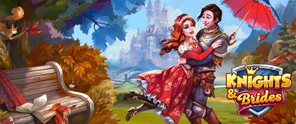 Knights & Brides - Become a Knight or Lady in a stunning 3D sim game full of fun.
