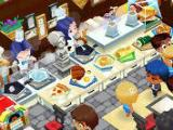 Restaurant counter in Restaurant Story 2