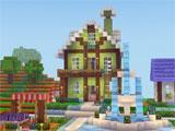 Making Houses in Block Craft 3D: Building Game