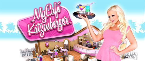 My Cafe Katzenberger - Spend countless, fun-filled hours in creating the best Katzenberger cafe ever!