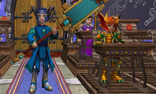 Create a Themed Look in Wizard 101