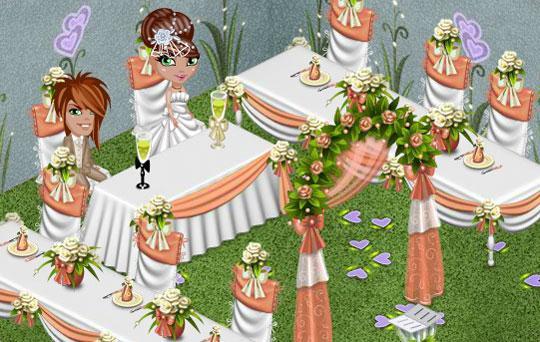 Beautiful Wedding in Avataria