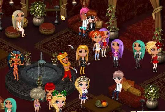 Fun Party in Avataria