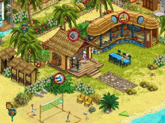 Run Fancy Restaurants in My Sunny Resort