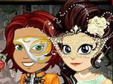Fun at the Masquerade Ball