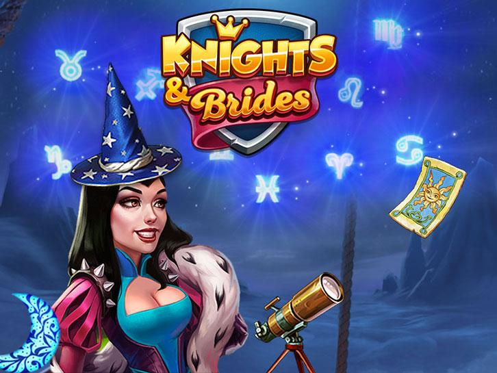 Enjoy A Special Astrological Experience in Knights and Brides