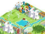 Power Plants in ElectroCity