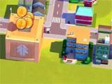 Building Houses in City Mania