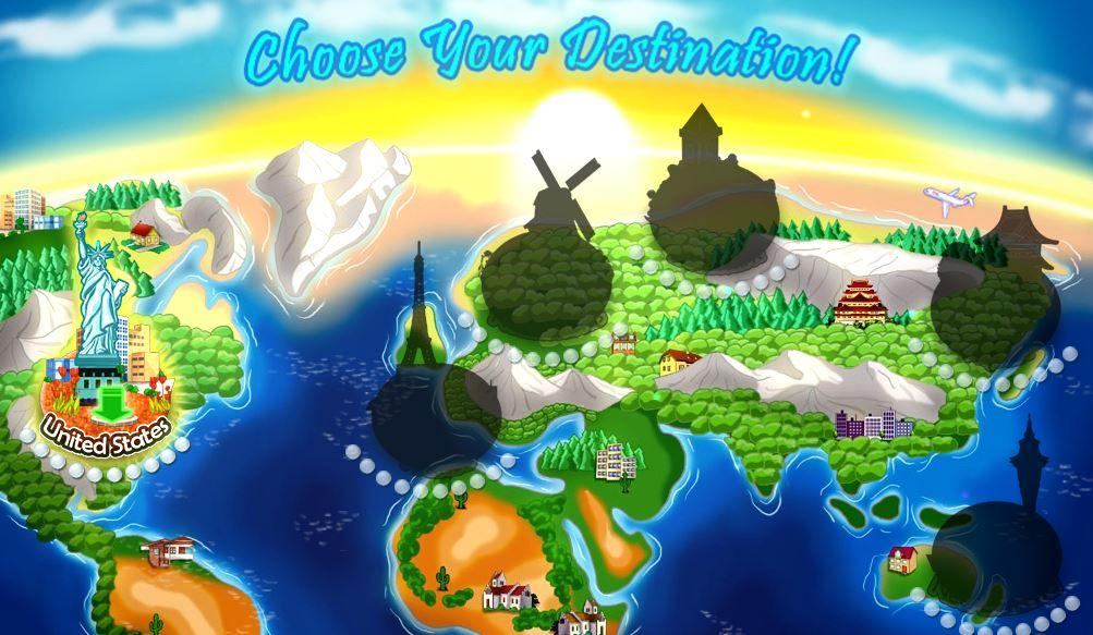 Bloom A Bouquet For Everyone Virtual Worlds Land - Countries of the world game