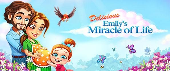 Delicious: Emily's Miracle of Life - Enjoy this delightful time management game that continues Emily's saga even further.