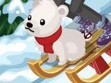 Skiing in Sims Social - So Much Fun!