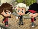 Hangout with your friends in YoVille