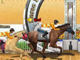 Desert Race in Stallion Race