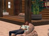 Island Oasis Log Cabin