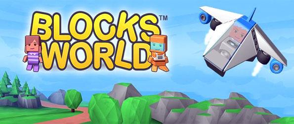Blocksworld - Let your imagination run wild as you build anything you want.