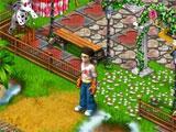 Gameplay for Astro Garden