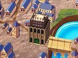 Monument Builders: Big Ben Clock Tower Construction Site