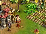 Farming Grounds in Knights and Brides