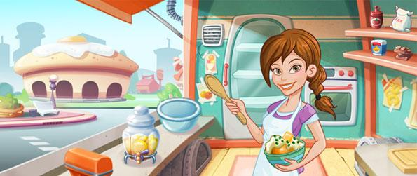 Kitchen Scramble - Learn, cook, and create amazing recipes to impress your customers with your roaming food truck in this brilliant simulation game in Facebook.