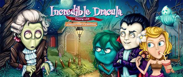 Incredible Dracula: Chasing Love - Help Dracula on his seemingly unending chase for love and affection.