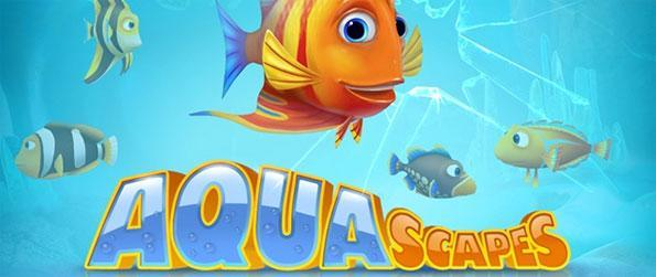 Aquascapes - Enjoy playing the various hidden object game modes in Aquascapes