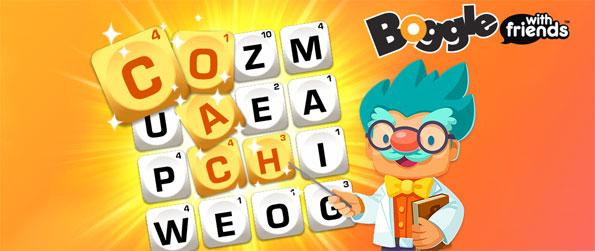 Boggle with Friends - Make as many words as you can as time runs out in Boggle with Friends.