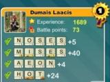 Check out who was the best in Word Battle