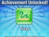 Unlock achievements in Word Trick