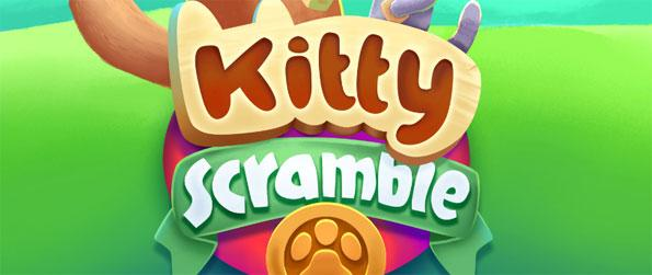 Kitty Scramble - Guess the words and pass.