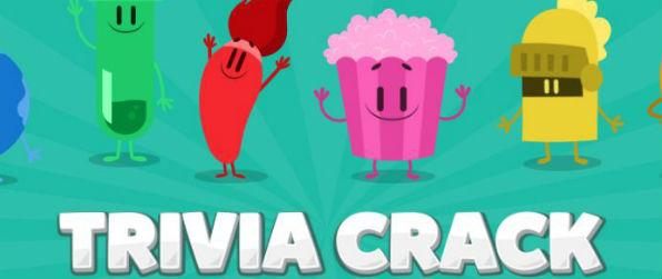 Trivia Crack - How much do you know about current events, history, sports, science, and general knowledge? Put your brains to the test with this fun and cute game called Trivia Crack.