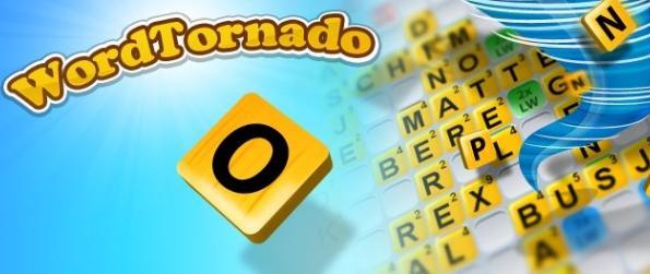 WordTornado - Enjoy The Classic Scrabble Game With A Twist!
