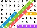 Infinite Word Search Puzzles finding words