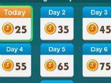 Play Daily Bonus Word Cross