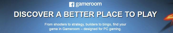 Facebook's Gameroom