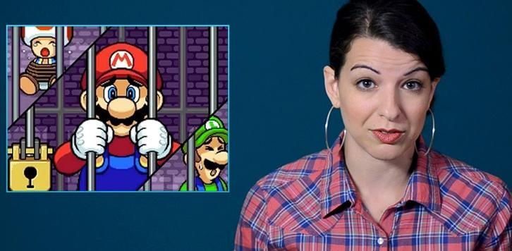 Anita Sarkeesian - Tropes Vs. Games