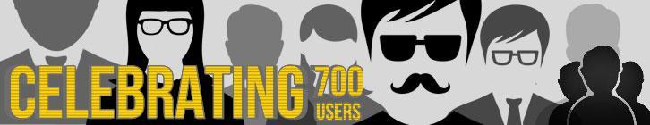 WWGDB Celebrates 700 Users