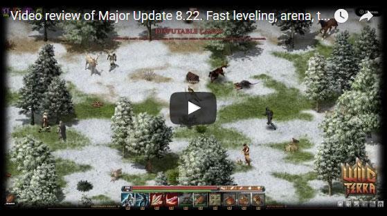 Wild Terra's Exciting Major Update 8.22