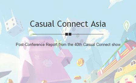 Casual Connect Asia Post-Conference Report